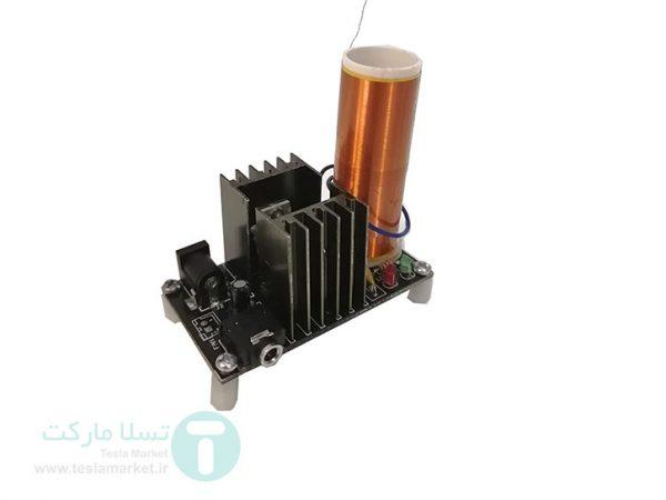 ماژول تسلا کویل موزیکال همراه با ورودی AUXبرای پخش موزیک